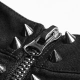 Calças novas das calças de brim da sarja de Nimes do projeto das calças da armadura de K-292 Daft Punk para meninas