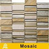 壁の装飾(ブロックの組合せA01/A02/A03/A04)のための熱い販売8mmの長方形のブロックの組合せのモザイク