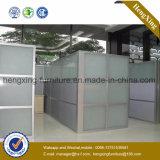 Сильный и прочный Офисная мебель Офисная перегородка Офисная и Wotrkstation с Стеклянная разделительная перегородка (HX-ND5027)