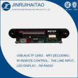 Decodificador da microplaqueta do jogador MP3 para tela do laser da C.C. 12V/5V a mini