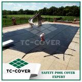 Couverture durable de piscine de maille pour la STATION THERMALE