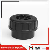 Preço plástico barato pequeno da válvula de verificação do encaixe de tubulação da água de esgoto mini