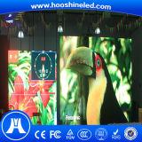 경쟁가격 P6 SMD3528 발광 다이오드 표시 스크린 단계 배경 벽