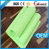 Stuoia lavabile di ginnastica di yoga di assicurazione commerciale fatta in Cina