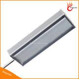 Mikrowellen-Radar-Fühler-wasserdichte energiesparende Solarlampe Solarder wand-Licht-im Freien Aluminiumlegierung-48 LED
