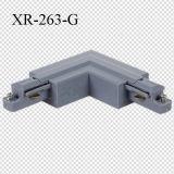 PC 물자 2 철사 LED 점화 궤도 L 피스 연결관 (XR-263)