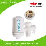 Hahn-Wasser-Reinigungsapparat mit keramischem Filtereinsatz