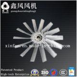 Ventola assiale registrabile del ventilatore della lega di alluminio delle 18 pale