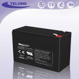 свинцовокислотная перезаряжаемые батарея 12V7ah/20hr для портативного диктора