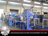 Machine automatique d'étiqueteur de machine à étiquettes de bouteille ronde de transport gratuit