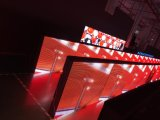 P10 Pantalla LED de deportes al aire libre Pantalla LED de perímetro de estadio de fútbol
