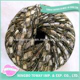 Filato acrilico Fy-082 del Crochet di immaginazione delle lane della sciarpa del bambino del poliestere