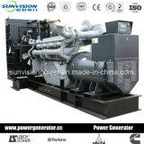 100kVA極度の無声発電機、Deutzエンジンを搭載するディーゼル発電機
