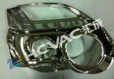 O carro plástico parte a máquina de revestimento de alumínio do cromo/equipamento automotriz do chapeamento de cromo das peças