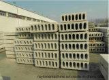 El panel de pared de hormigón prefabricados de la máquina Hollow Core losa que hace la máquina