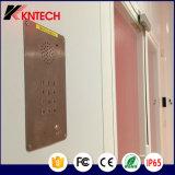 Телефон Knzd-15c Kntech расчистки телефона нержавеющей стали Handsfree