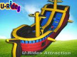 Надувные пиратские замки Кидди
