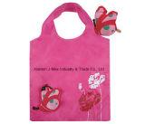 Sacchetto di acquisto pieghevole dei regali con 3D il sacchetto, stile animale dell'ape, riutilizzabile, leggero, promozionale