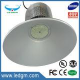 Samsung Meanwellドライバー150W LED Takarmaturerのための高い湾ライトIndustrilampor