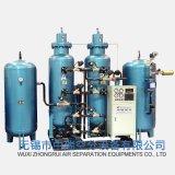 Le système de séparation de l'air produit de l'azote