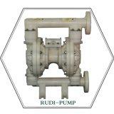 Bomba petroquímica de Rd40 Aodd (plástico lleno)