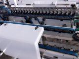 Automatische Hoge snelheid 4/6 Doos die van de Hoek Lijmend Machine vouwen (gk-1450SLJ)