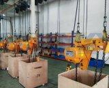 alzamiento de cadena eléctrico de Brima de la buena calidad 3t con la carretilla eléctrica