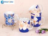 Tazza di ceramica 11oz della porcellana promozionale
