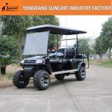 熱い販売および新しいデザイン電気手段6のSeaterのセリウムの証明書が付いている電気ゴルフカート