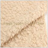 Tessuto di lana 100% del poliestere per l'indumento della mano protettiva
