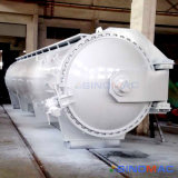 CE Approved Industrial Autoclave de 2000X4000m m China para Curing Composite Material con PLC Control (SN-CGF2040)