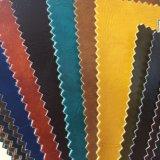 가구 소파 만들기를 위한 튼튼한 유성 PVC 가죽
