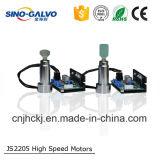 Apertura Js2205 del fascio dell'incisione Machine12mm del laser di Galvo per la macchina della marcatura del laser