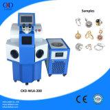 De Machine van het Lassen van de Laser van de Vlek van juwelen voor Verkoop