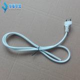 Cordon d'alimentation d'Inmetro Approvedbrazil 3-Pin avec le câble de H03VV-F 3G0.75 (B3-10)