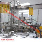 RFC-w Tribloc 10-8-4 que bebe aclarando la máquina de relleno y que capsula