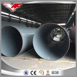 Труба сточной трубы API 5L горячекатаная спиральн Epoxy Coated стальная для нефть и газ материала /Building