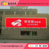 High-Light, alta escala de grises, larga vida útil, P8 LED Display Advertising