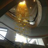 Lâmpada fundida redonda do pendente de 2016 esferas de vidro do projeto novo