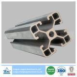 profil 30X30 en aluminium pour l'industrie, argent brillant