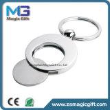 Heiße Verkaufs-fördernde Haus-Laufkatze-Münze Keychain