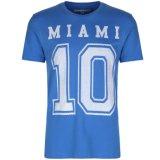 도매 100%년 면 보통 남자의 T/Shirt (A205)