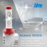 Farol brilhante super do diodo emissor de luz da luz do carro do diodo emissor de luz 55W com 13000ml