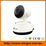 cámara sin hilos del CCTV de WiFi de la visión nocturna del almacenaje de tarjeta de 64G SD PTZ IR