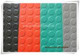 Stuoia di gomma del tasto rotondo dell'Anti-Orlo di Gw3001 NBR/strato di gomma con l'Ue, ISO9001, certificati di estensione