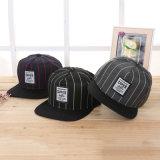 高品質の刺繍6のパネルの急な回復の帽子