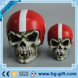 Halloween LED Lumières clignotantes Résine Skull Party Decoration Creative Terror Props