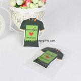 La camiseta formó papel colgante de ambientador de aire para prendas (YH-AF142)