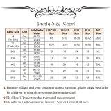 크기 Panty 플러스 중국 공장 가격 최신 판매 섹시한 여자