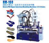 Máquina rotativa de moldagem por injeção de PVC (1/2/3 color)